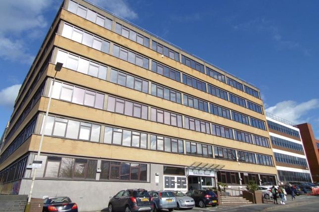 Thumbnail Office to let in Part Second Floor, Enkalon House, 86-92, Regent Road, Leicester