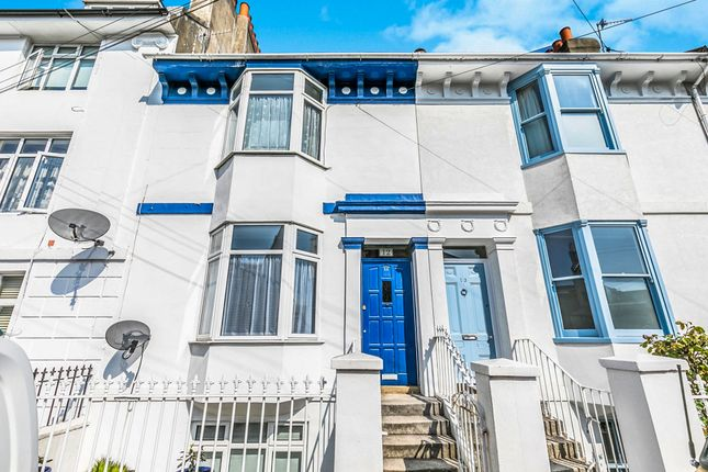 Thumbnail Terraced house for sale in Rose Hill Terrace, Brighton