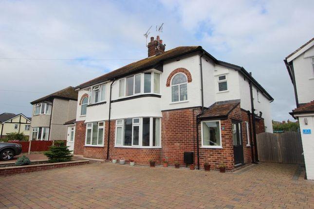 Thumbnail Semi-detached house for sale in Maesgwyn Road, Penrhyn Bay, Llandudno