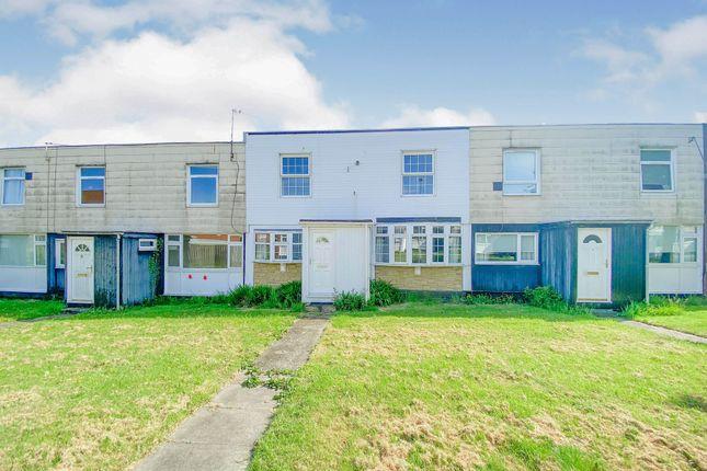 Thumbnail Terraced house for sale in Adderstone Avenue, Cramlington
