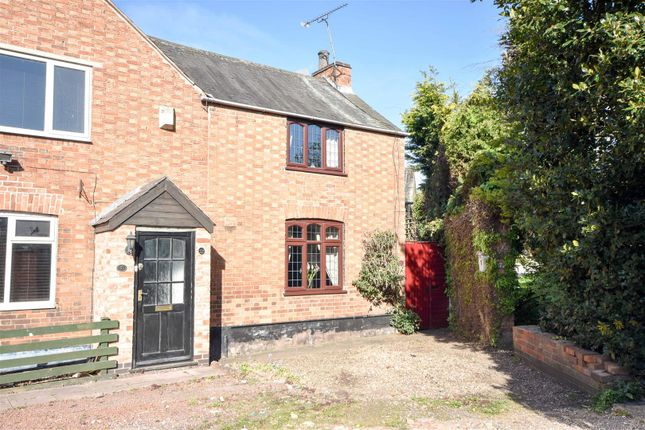 Thumbnail Cottage for sale in Rookery Lane, Thurmaston, Leicester