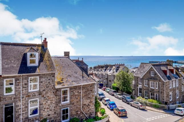 Sea Views of Penzance, Cornwall, . TR18