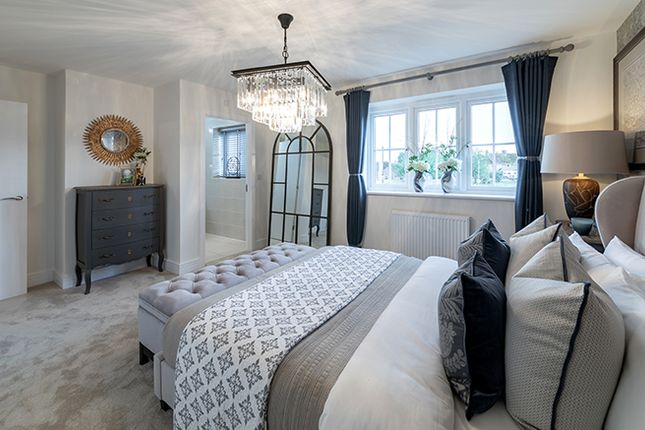 Bedroom 1 of Plot 118 - The York, Sheerlands Road, Finchampstead RG40