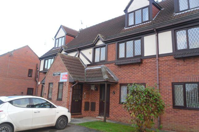 Thumbnail Maisonette to rent in Tudor Court, South Elmsall