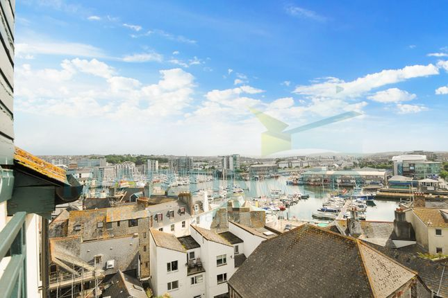 Thumbnail Flat for sale in The Keep, Castle Street, The Barbican, Plymouth