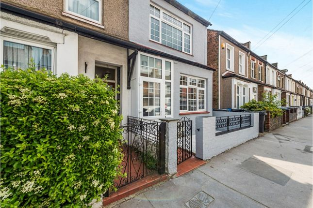Thumbnail 4 bed end terrace house for sale in Priory Road, Croydon