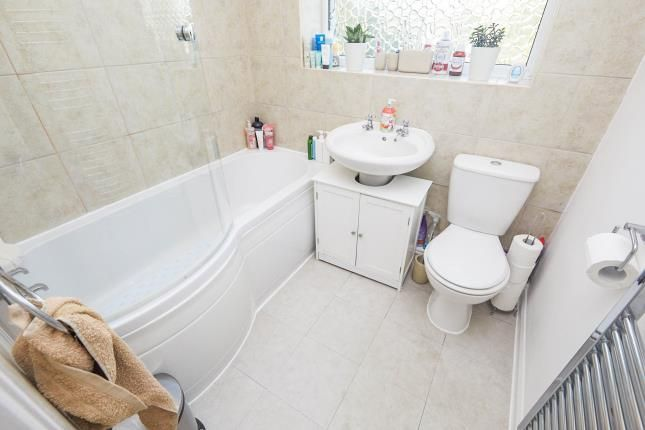 Bathroom of Coleridge Street, Derby, Derbyshire DE23