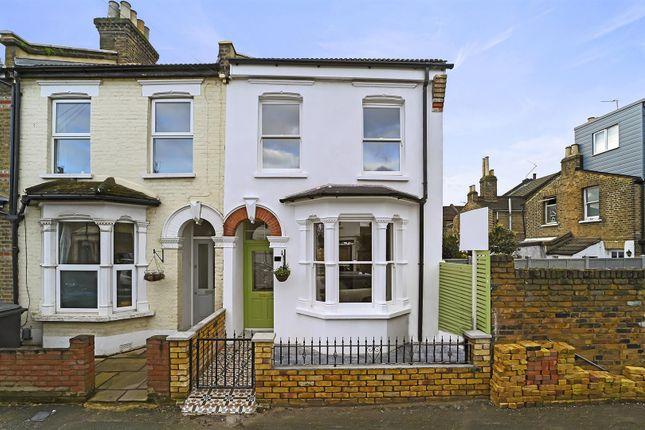 Thumbnail Terraced house for sale in Kingsdown Road, Leytonstone, London