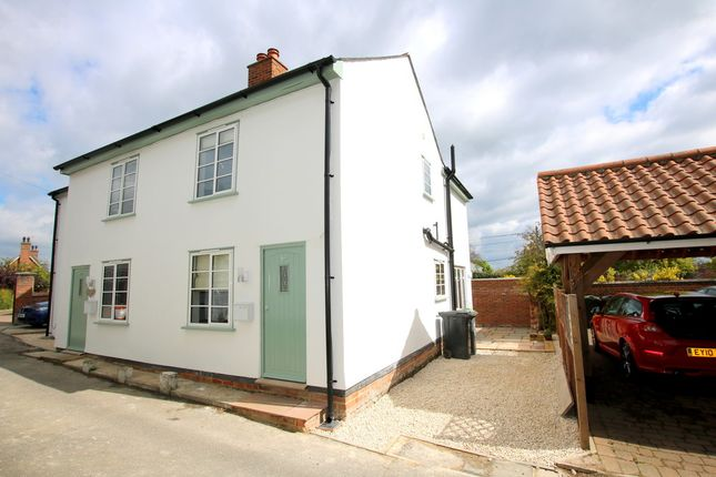 Thumbnail Semi-detached house for sale in The Downs, Dunmow, Essex
