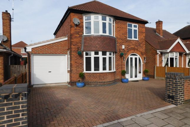 4 bed detached house for sale in Millersdale Avenue, Mansfield