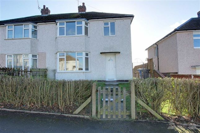 3 bed semi-detached house to rent in Ash Grove, Mastin Moor, Chesterfield, Derbyshire