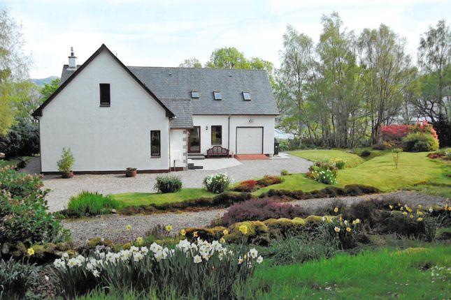 Thumbnail Detached bungalow for sale in Roshven, Roshven, Lochailort