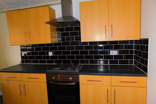 Kitchen  of St. Andrew Road, Anfield, Liverpool L4