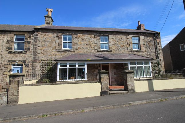 Thumbnail Semi-detached house for sale in The Croft, South Lane, North Sunderland, Seahouses