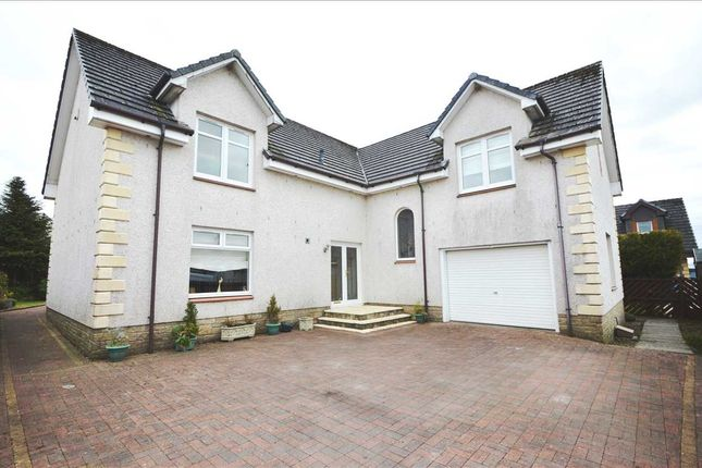 Thumbnail Detached house for sale in Peacock Court, Carluke