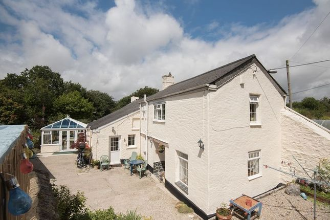 Thumbnail Property for sale in Hillhead Road, Kergilliack, Falmouth