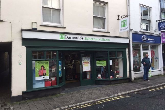 Thumbnail Retail premises to let in 10, Fore Street, Bodmin