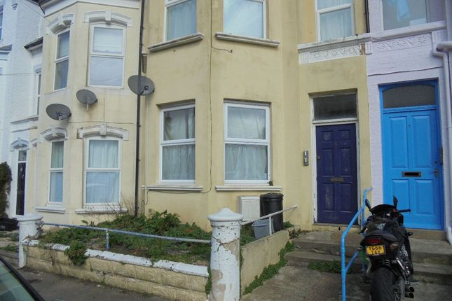 Thumbnail Flat to rent in St. Peters Road, St. Leonards-On-Sea