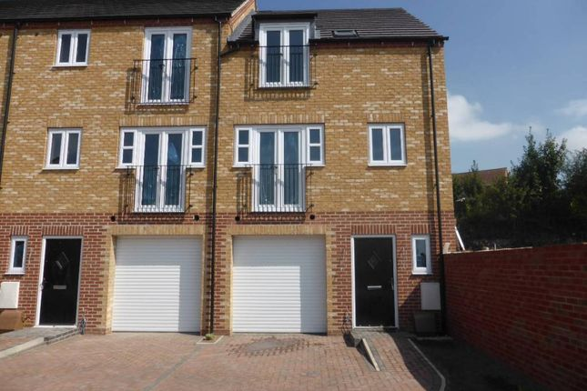 Thumbnail End terrace house for sale in Northolme View, Gainsborough
