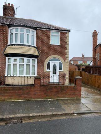 Thumbnail Semi-detached house to rent in Weston Crescent, Norton, Stockton On Tees