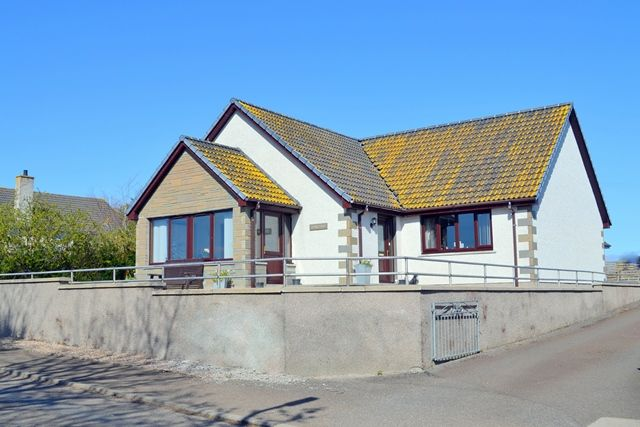 Thumbnail Detached bungalow for sale in Norland Road, Lybster