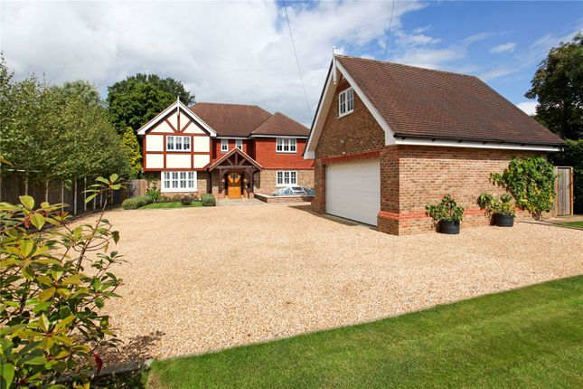 Thumbnail Detached house for sale in Avenue Road, Cranleigh, Surrey