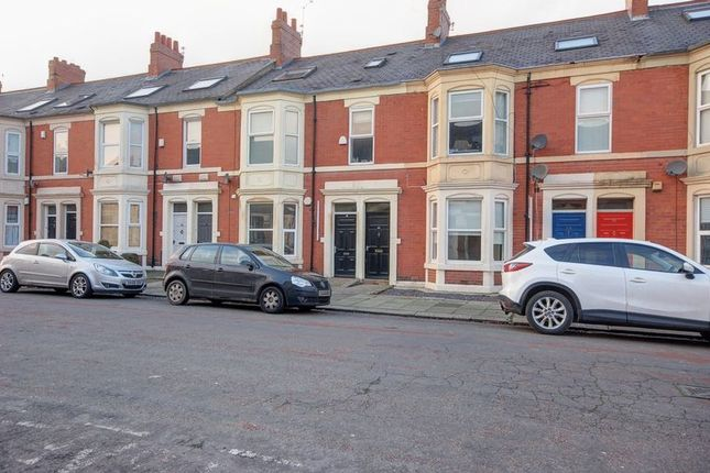 Thumbnail Flat for sale in Newlands Road, Newcastle Upon Tyne