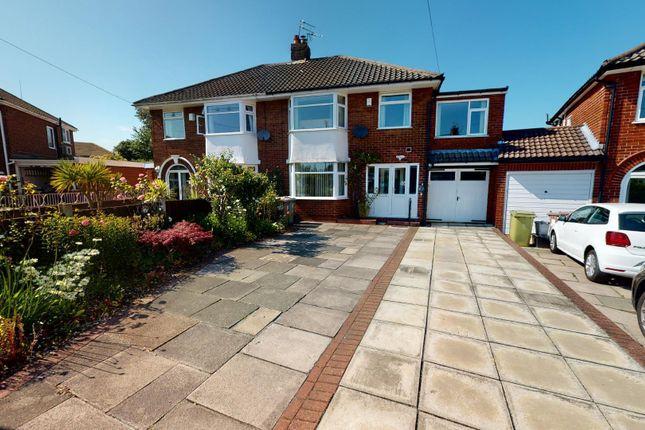 4 bed semi-detached house for sale in Gorsey Croft, Eccleston Park, Prescot L34