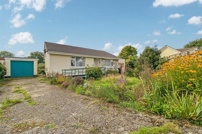 Thumbnail Detached bungalow for sale in Lyddicleave, Bickington, Barnstaple