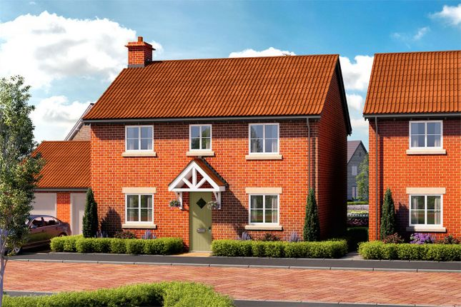 Thumbnail Detached house for sale in Cotswold Homes, Harford Place, Rangeworthy, South Gloucestershire