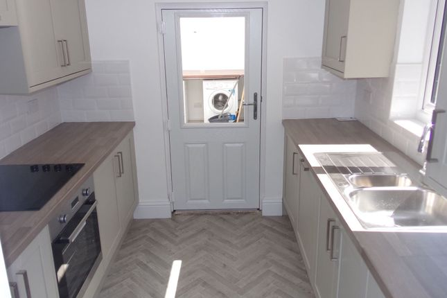Thumbnail Terraced house to rent in Beech Grove, Whitley Bay
