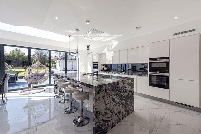 Thumbnail Detached house to rent in Gaviots Way, Gerrards Cross