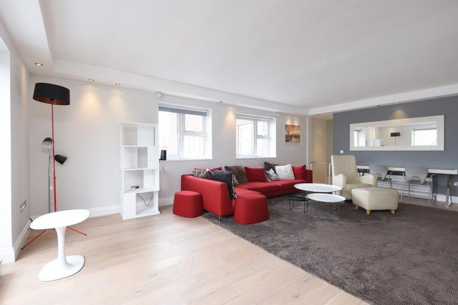 Thumbnail Flat to rent in Avenue Road, St Johns Wood