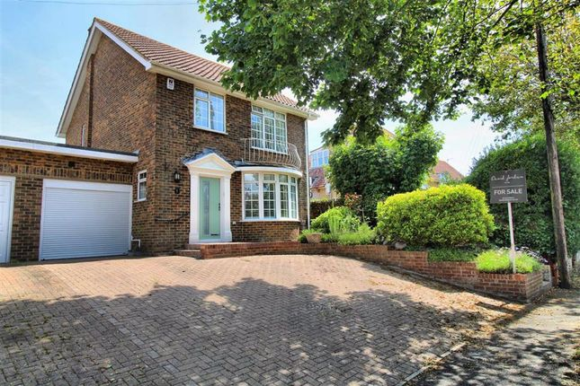 Thumbnail Detached house for sale in Gildredge Road, Seaford, East Sussex