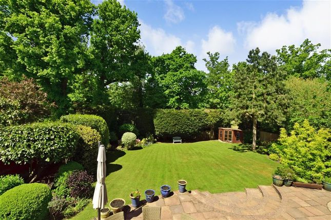 Thumbnail Detached house for sale in The Spinney, Billericay, Essex