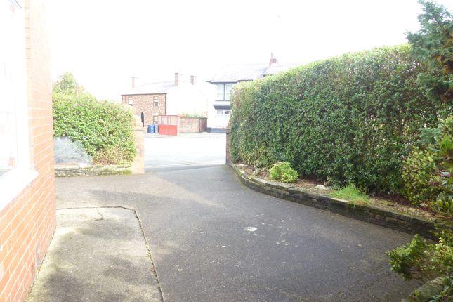 Parking of Balcarres Road, Leyland PR25