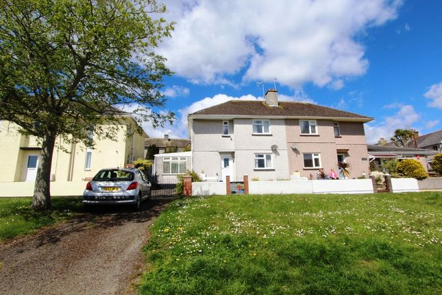Thumbnail Semi-detached house for sale in Carew Wharf Business Centre, Marine Drive, Torpoint