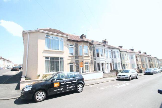Terraced house in  Battenburg Road  St George  Bristol