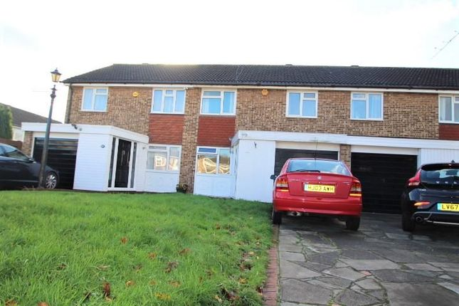 Thumbnail Terraced house to rent in Chelsfield Road, Orpington, Kent