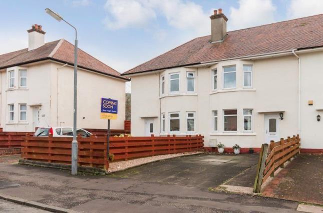 Thumbnail Terraced house for sale in Flatt Road, Largs, North Ayrshire