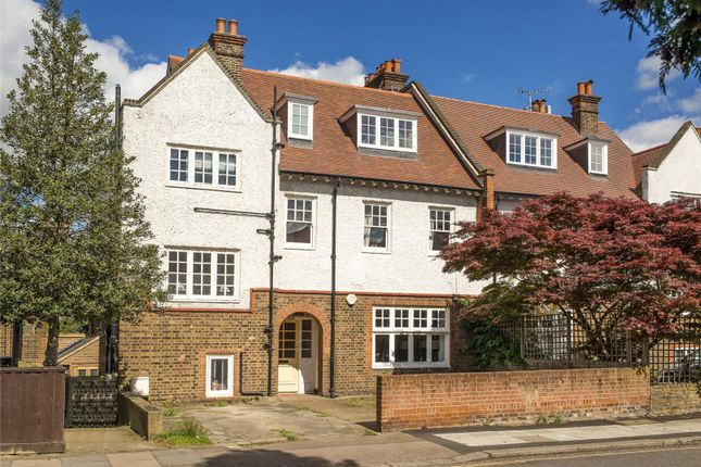 Thumbnail Semi-detached house for sale in Belvedere Grove, Wimbledon Village, London