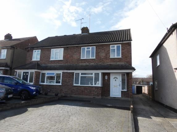 Thumbnail Semi-detached house for sale in Gordon Close, Billericay