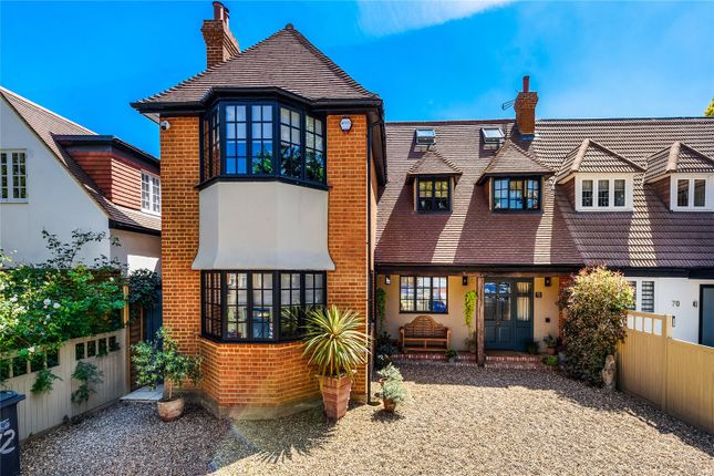 5 bed semi-detached house for sale in Barrowgate Road, Chiswick, London W4