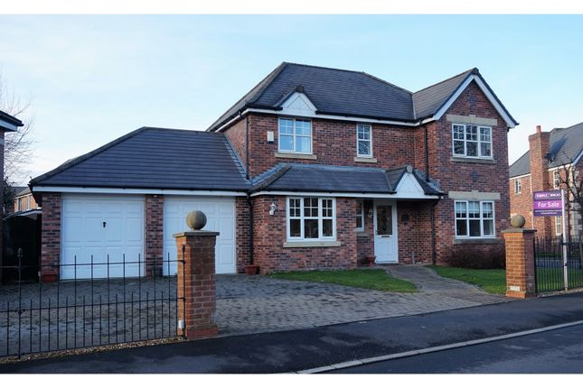 Thumbnail Detached house for sale in Armaside Road, Preston