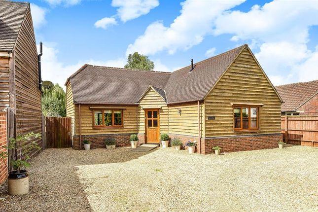 Thumbnail Detached bungalow for sale in Castle Street, Steventon, Abingdon