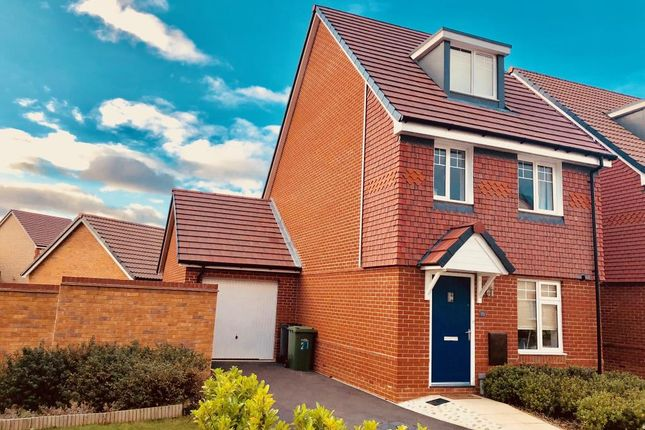 Thumbnail Detached house to rent in Didcot, Great Western Park