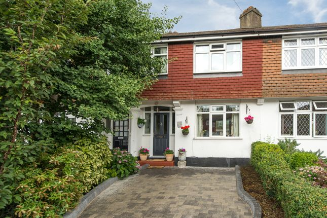 3 bed terraced house for sale in Rose Walk, Berrylands, Surbiton
