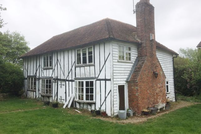Thumbnail Detached house for sale in Hornash Lane, Shadoxhurst, Ashford