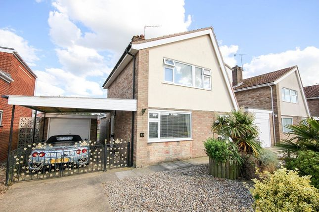 Thumbnail Detached house for sale in Conifer Close, Ormesby, Great Yarmouth