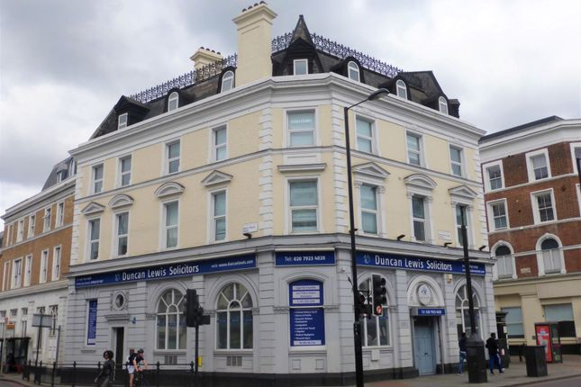 Thumbnail Commercial property to let in Kingsland High Street, London